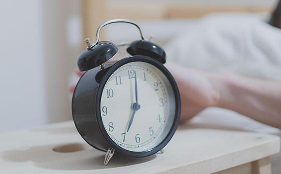 Sleep Health - Regular bed routine